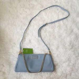 NWT Kate Spade Jane Wilson Road Crossbody Bag.-Y2.